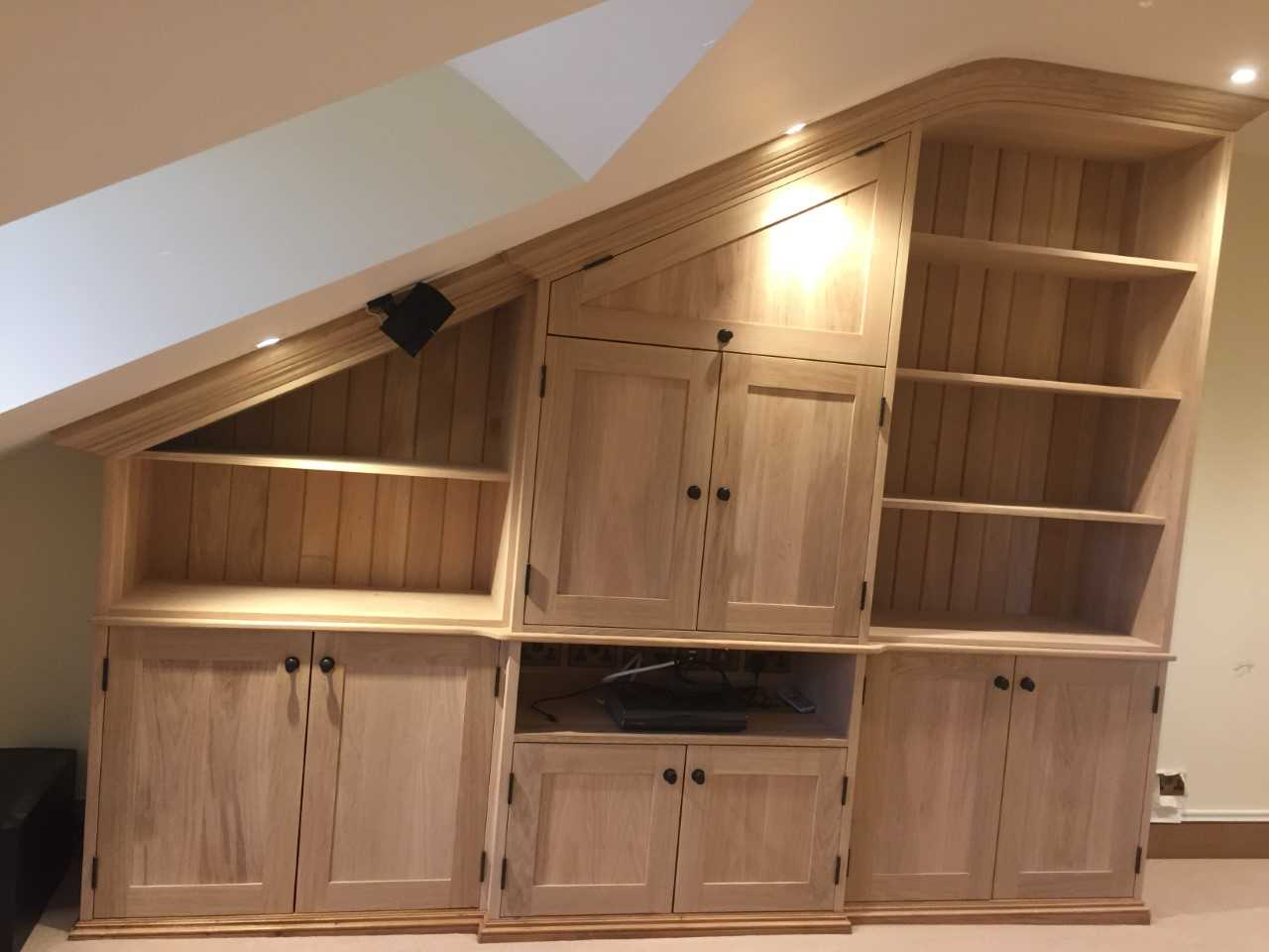 Bespoke Joinery project by the Lakeland Building Group