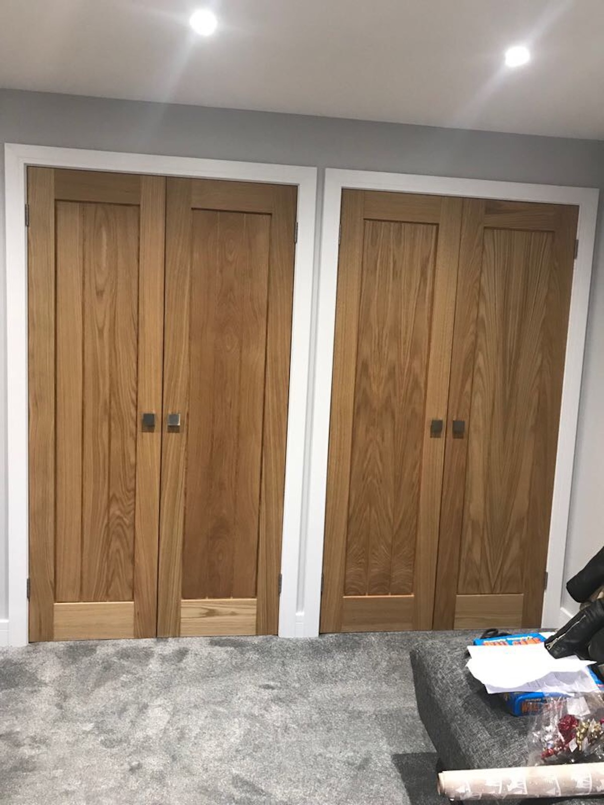 Joinery - Built in Wardrobe