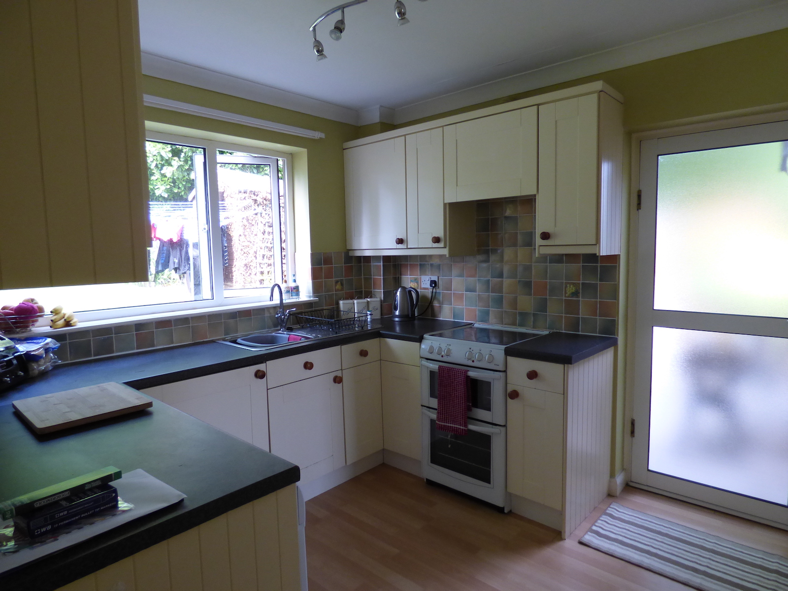 The Existing Kitchen